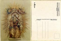 Ak Deutschland - Bernau A. Chiemsee  - Pfarrkirche,church,Eglise -  Madonna Mit Kind - Virgen Mary & Madonnas