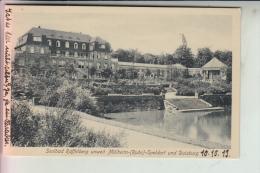 4330 MÜLHEIM -SPELDORF, Solbad Raffelberg 1913 - Muelheim A. D. Ruhr