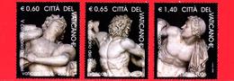 Nuovo - MNH - VATICANO - 2006 - 5º Centenario Dei Musei Vaticani -  Serie Completa - Neufs