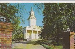 South Carolina Aiken Thyaddaeus Episcopal Church - Aiken