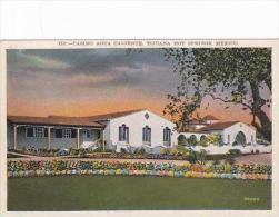 Mexico Tijuana Hot Springs Casino &amp  Agua Caliente - Mexique