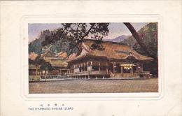 Japan Izumo The Oyashiro Shrine - Japan