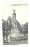 Cp, 33, Le Haillan, Monument Des Morts Pour La Patrie - France