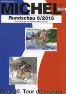MICHEL Briefmarken Rundschau 6/2013 Neu 5€ New Stamps Of The World Catalogue And Magacin Of Germany ISBN 4 194371 105009 - Vieux Papiers