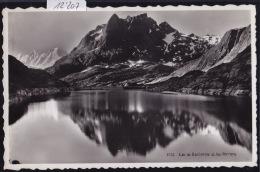 Lac De Barberine Et Les Perrons (12´207) - VS Wallis