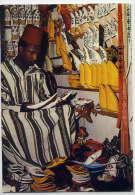 Maroc--MARRAKECH--Le Souk Aux Babouches (animée ) Cpm   N° 5313 B  éd  Jeff édition - Marrakech