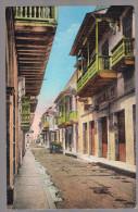 CARTAGENA . Estanco Street . - Colombia