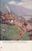 ILLUSTRATED SONGS - BLUE BELLS OF SCOTLAND. TUCK OILETTE 1159 - Entertainment