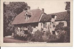 FOURGES - Le Moulin - Façade Postérieure - Fourges