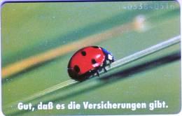 **Allemagne  Telefonkarte  S 15 03.94 VERSICHERUNGEN     12DM Vide   Qualité B   *** N° 14033840516