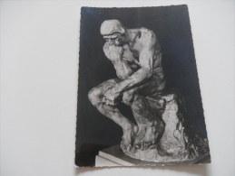 MUSEE RODIN - Le Penseur - R 20 - Museum