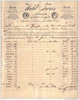 IDAR - ALLEMAGNE - WILD FRERES - FABRICANTS D´OBJETS EN AGATE - 1914 - Allemagne