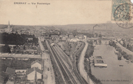 Epernay  Vue Panoramique - Epernay