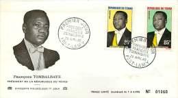 1963  François Tombalbaye, Président  FDC - Chad (1960-...)