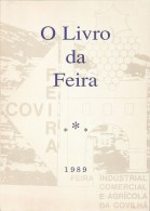 Covilhã - O Livro Da Feira Nº 1. Castelo Branco (4 Scans) - Boeken, Tijdschriften, Stripverhalen