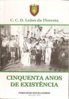 Covilhã - C.C.D. Leões Da Floresta. Castelo Branco (3 Scans) - Boeken, Tijdschriften, Stripverhalen