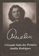 Lisboa - I Grande Gala Dos Prémios Amália Rodrigues (c/  Biografias De Artistas Como Mariza, Camané) Fado. - Boeken, Tijdschriften, Stripverhalen