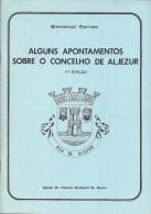 Aljezur - Alguns Apontamentos Sobre O Concelho. Faro (4 Scans) - Boeken, Tijdschriften, Stripverhalen