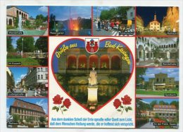 GERMANY - AK 158773 Grüße Aus Bad Kissingen - Bad Kissingen