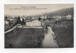 CPA 15 : AURILLAC  Tanneries Et Barra    Panorama    A  VOIR  !!!!!!! - Aurillac