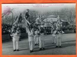 Carte Photo - AIX-EN-PROVENCE  1952 Canaval LII - Corso Carnavalesque : Soutiens De Famille - Aix En Provence