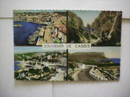 SOUVENIR DE CASSIS 1957 - Cassis