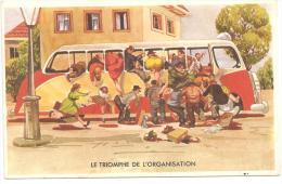 Le Triomphe De L'organisation-autobus  (Réf.5006) - Buses & Coaches