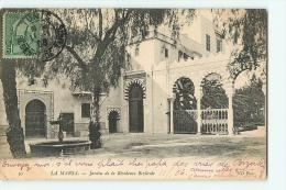 LA MARSA : Jardin De La Résidence Beylicale. 2 Scans. Edition ND - Tunisia