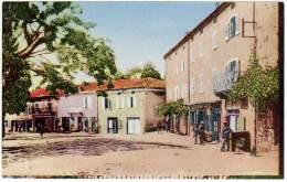 St-Michel-de-Chabrillanoux - La Place - France
