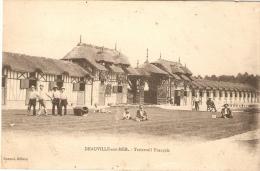 Deauville Sur Mer. Tattersall Français - Deauville