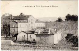 Aubenas - Ecole Supérieure De Garçons - Aubenas