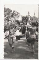 CAMBODGE CARTE PHOTO DANSES - Cambodge