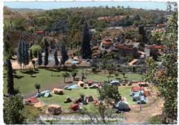 Lamastre - Le Camping De Retourtour (automobiles Renault 4Cv, Caravanes, ...) - Lamastre