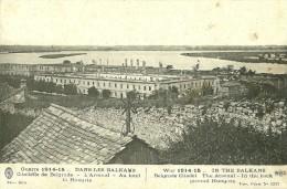Serbie. Belgrade. La Citadelle De Belgrade, L'arsenal Et Au Fond La Hongrie. - Serbie