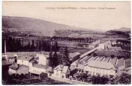 Laroque D'Olmes - Groupe Scolaire - Usines Fonquerni - France