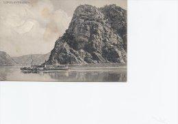 Riverboat    Loreleyfelsen  Germany  A-2701 - Barche