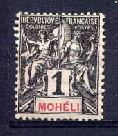 MOHELI - N° 1** - TYPE GROUPE