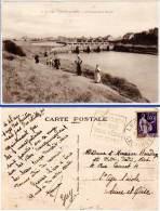 Graye Sur Mer - Les Ecluses De La Seulles (cachet / Flamme Intéressante) - France