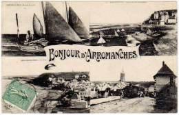 Bonjour D'Arromanches (multivues) - Arromanches