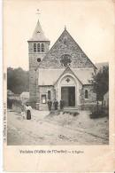 ( D8-24-25 ) - Verlaine - Vallée De L'Ourthe - L'Eglise Editeur Delfosse - Durbuy