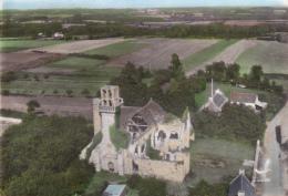 CPA 29 PLONEOUR-LANVERN, Chapelle De Languidou ,en Avion.(XVII°s.) - Otros Municipios
