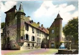 Salers - Maison De Flaujeac Et Tour De La Ronade - France
