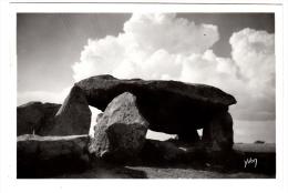 56 - Carnac - Le Dolmen De Ker Gavat - Editeur: Yvon N° 98 - Carnac
