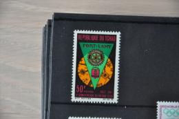 P 109 ++ TSJAAD REPUBLIQUE DU TCHAD ++ NEUF MNH ** - Tsjaad (1960-...)