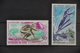 P 109 ++ TSJAAD REPUBLIQUE DU TCHAD OLYMPICS ++ NEUF MNH ** - Tsjaad (1960-...)
