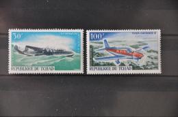 P 115 ++ TSJAAD REPUBLIQUE DU TCHAD AIRPLANE PIPER ++ NEUF MNH ** - Tsjaad (1960-...)