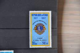 P 116 ++ TSJAAD REPUBLIQUE DU TCHAD ++ NEUF MNH ** - Tsjaad (1960-...)