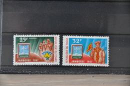 P 116 ++ TSJAAD REPUBLIQUE DU TCHAD SCOUTING ++ NEUF MNH ** - Tsjaad (1960-...)
