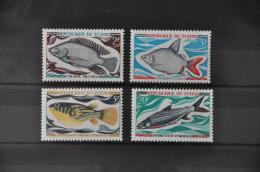 P 120 ++ TSJAAD REPUBLIQUE DU TCHAD FISHES POISSON++ NEUF MNH ** - Tsjaad (1960-...)