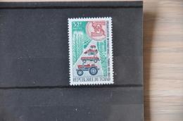 P 121 ++ TSJAAD REPUBLIQUE DU TCHAD ++ NEUF MNH ** - Tsjaad (1960-...)